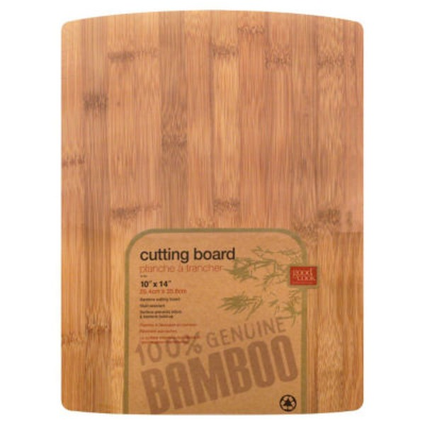 Good Cook Pro Wood Cutting Board