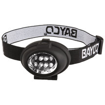 Bayco 16 Lumens Head Light