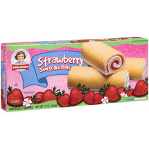 Little Debbie Snacks Strawberry Shortcake Rolls