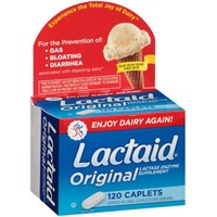 Lactaid® Original Caplets Lactase Enzyme Supplement