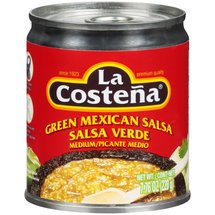 La Costena Green Medium Mexican Salsa