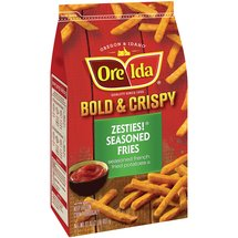 Ore-Ida Bold & Crispy Zesties Seasoned Fries