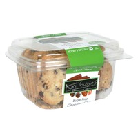 Aunt Gussie's Sugar Free Chocolate Chip With Almonds Cookies