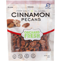 Orchard Fresh Cinnamon Pecans