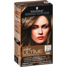 Schwarzkopf Color Ultime Deep Brunettes Hair Coloring Kit 6.1 Smoky Brown