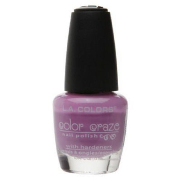 L.A. Colors Nail Polish, Wisteria NP507