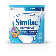 Similac Advance 12.4oz Powder