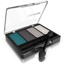 CoverGirl Eye Enhancers 4-Kit Eye Shadow Shadow Mirror