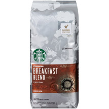 Starbucks Breakfast Blend Mild Roast Ground Coffee