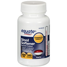 Equate Docusate Sodium Stool Softener