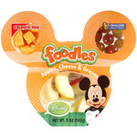 Crunch Pak Foodles Disney Apples Cheese & Grapes