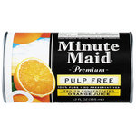 Minute Maid Premium Pulp Free Frozen Concentrate Orange Juice