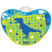 NUK Design Shield Orthodontic Pacifier Size