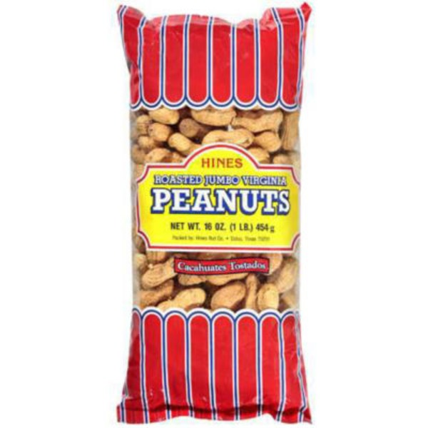 Hines Roasted Jumbo Virginia Peanuts