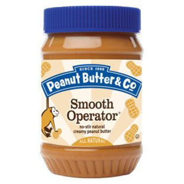 Peanut Butter & Co. Smooth Operator Natural Peanut Butter