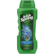 Irish Spring Moisture Blast Body Wash