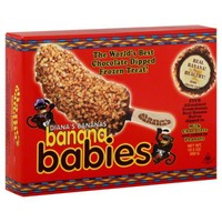 Diana's Bananas Diana�s Bananas Milk Chocolate with Peanuts - Banana Babies � 5 CT