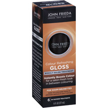 John Frieda Colour Refreshing Gloss for Warm Brunettes