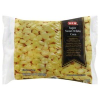H-E-B Super Sweet White Corn Frozen