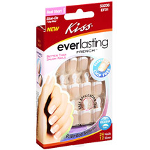 Kiss Everlasting French Nail Kit