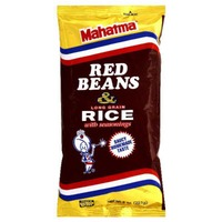 Mahatma Long Grain with Seasonings Red Beans & Rice