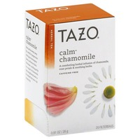 Tazo Tea Herbal Tea Calm™ Chamomile Caffeine-Free Tea Bags