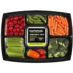 Marketside Organic Vegetable Tray