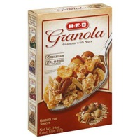 H-E-B Organics Granola With Nuts