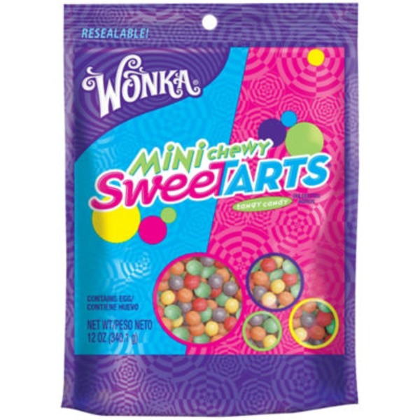 Sweet Tarts Mini Chewy Tangy Candy