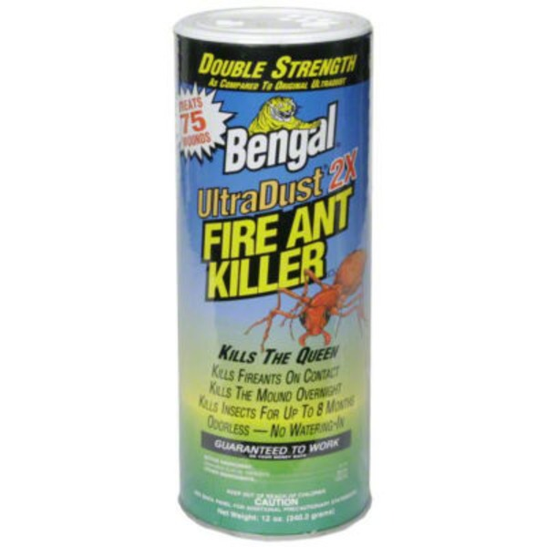 Bengal Ultradust 2X Fire Ant Killer