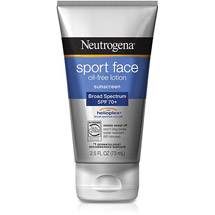 Neutrogena Sport Face Lotion SPF 70+