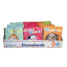 Garanimals Soft Book