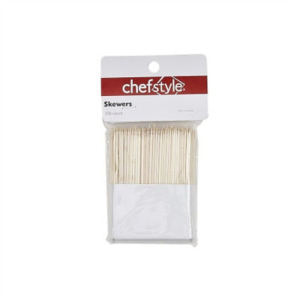 Chef Style 4 Inch Bamboo Skewers