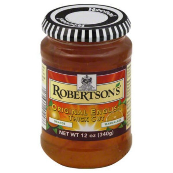 Robertson's Original English Orange Marmalade Thick Cut