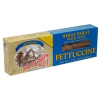 Hodgson Mill Whole Wheat Whole Grain Fettuccine