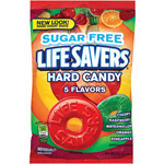 Life Savers 5 Flavor Sugar Free Candy
