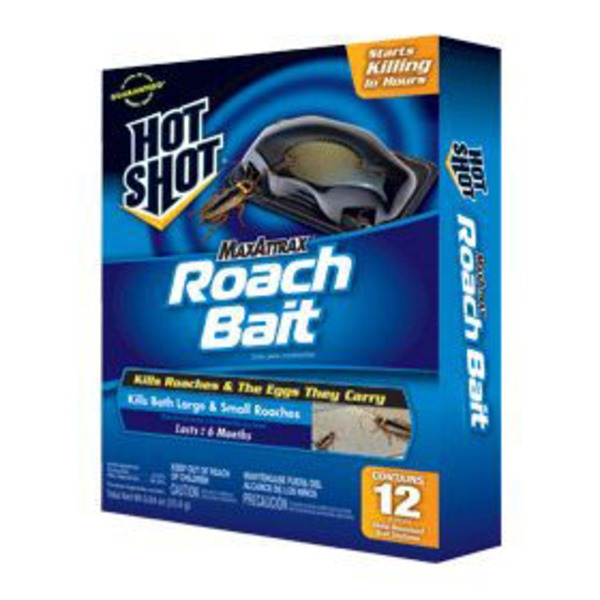 Hot Shot Roach Bait