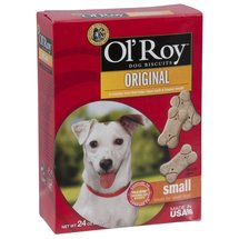 Ol' Roy Multi-Flavored Dog Biscuits for Small Dogs