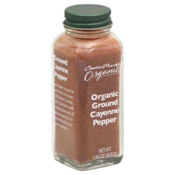 Central Market Organic Ground Cayenne Pepper