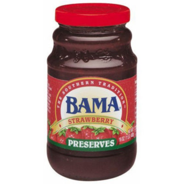 Bama Strawberry Preserves