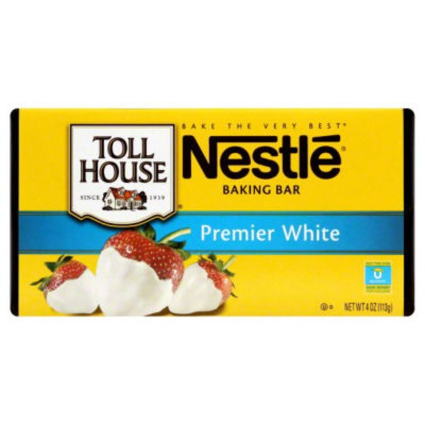 Toll House Premier White Baking Bar