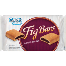 Great Value Fig Bars Cookies