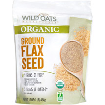Wild Oats Marketplace Organic Ground Flax Seed