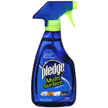 Pledge MultiSurface Clean & Dust Spray