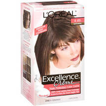 L'Oreal Excellence Creme Light Brown Natural 6 Hair Color