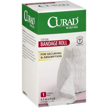 Curad Cotton Bandage Roll