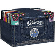 Kleenex On-The-Go Facial Tissues