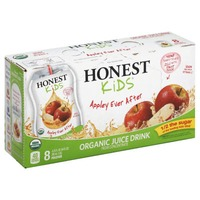 Honest Kids Organic Appley Ever After Juice Pouches
