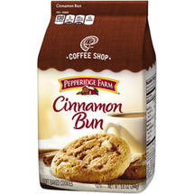 Pepperidge Farm Coffee Shop Cinnamon Bun Soft Baked Cookies
