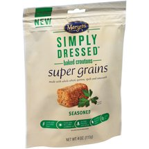 Marzetti Simply Dressed Baked Croutons Super Grains Seasoned